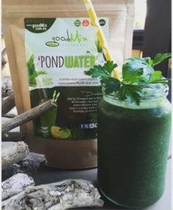 pondwater super greens powder | goodMix Superfoods