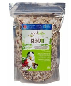 Blend11 | Gluten free, vegan bircher muesli | Keto, superfood muesli | goodMix Superfoods