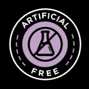 free from artificial ingredients icon