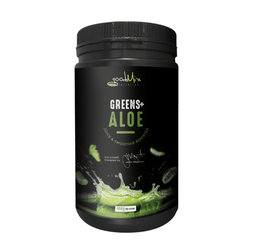 Super Greens+Aloe | Best Greens Powder in Australia | goodMix