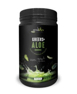 super greens plus aloe 450g tub | super greens powder with aloe vera | goodmix