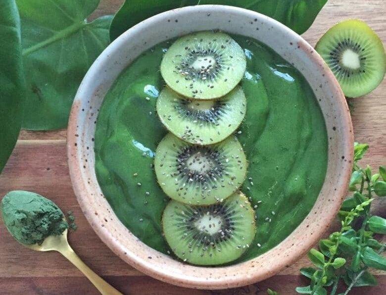 super green smoothie bowl | goodMix Superfoods