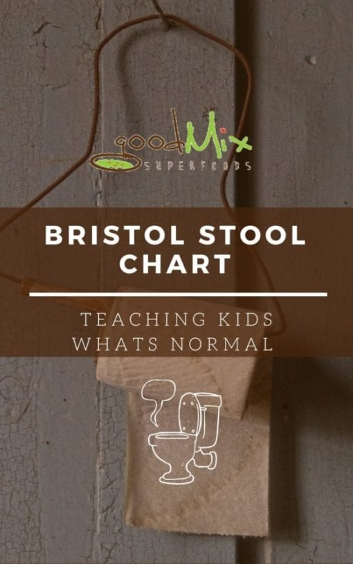 Bristol Stool Chart for Kids