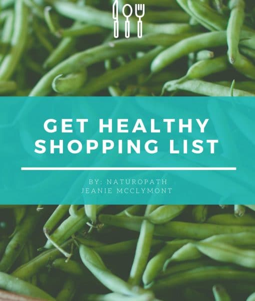 Get HealthyShopping List