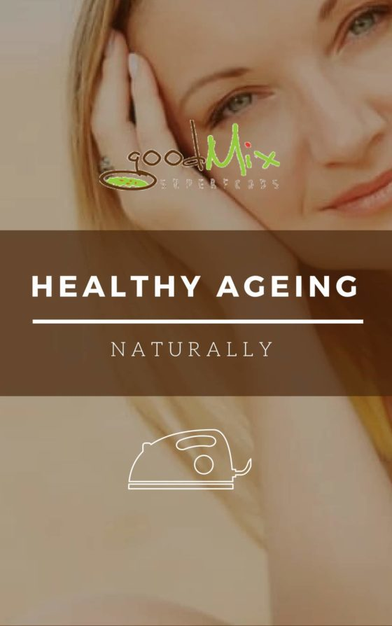 healthy aging tips ebook | goodMix Superfoods