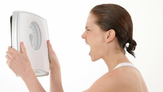 Frustrated with weight loss
