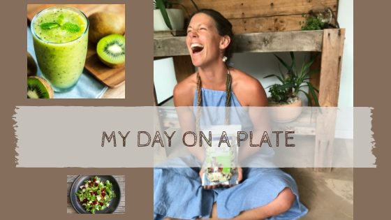 My day on a plate