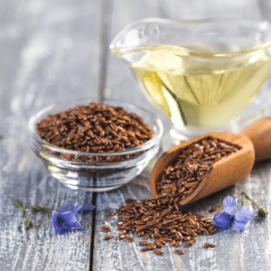 does flaxseed affect hormones
