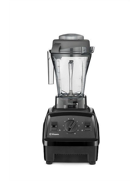 Vitamix® Explorian E310 High-Performance Blender  Variable Speed Control and Pulse feature lets you manually fine-tune the texture of any recipe. 1.4 Litre Container: The 1.4 L container is ideal for blending small to medium batches. Hardened Stainless-Steel Blades: Laser-cut stainless steel blades are designed to withstand years of blending tough ingredients. Self-Cleaning: With a drop of dish soap and warm water, your Vitamix machine can clean itself in 30 to 60 seconds. High-Performance Motor: The powerful 2 HP motor can handle even tough ingredients to create high-quality blends. 5-Year Full Warranty: Value $599