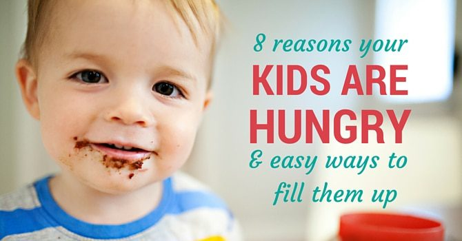 8 reasons your kids are hungry goodmix superfoods
