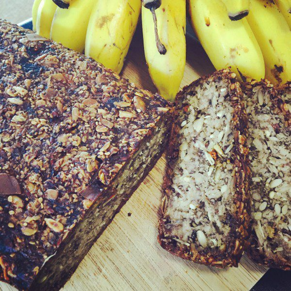 best ever banana bread recipe | goodMix Superfoods