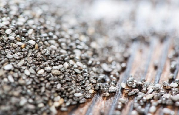 organic black chia seeds australia | goodMix Superfoods