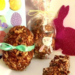 healthy chocolate easter eggs recipe
