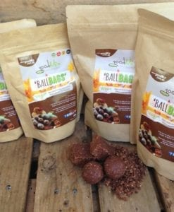Ballbags raw protein balls premix | goodMix Superfoods